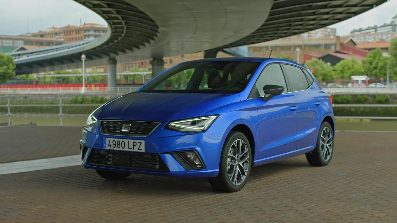 The new SEAT Ibiza XC Design Preview