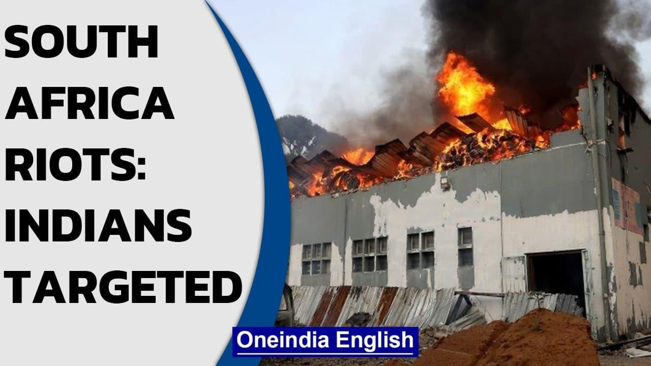 South Africa riots: Indians targeted amid anger over Guptas   Know all   Oneindia News