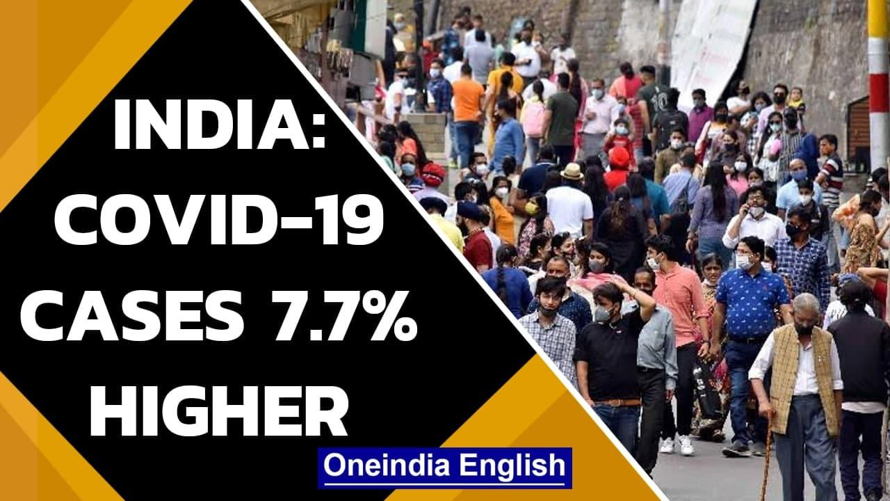 Covid-19: India records 41,806 new cases and 581 deaths| Coronavirus| Third Wave| Oneindia News