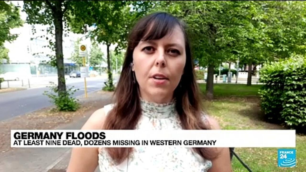 At least nine dead, dozens missing in heavy Germany floods