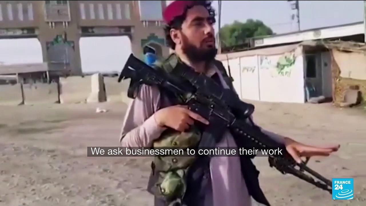 Afghan Taliban seize border crossing with Pakistan in major advance