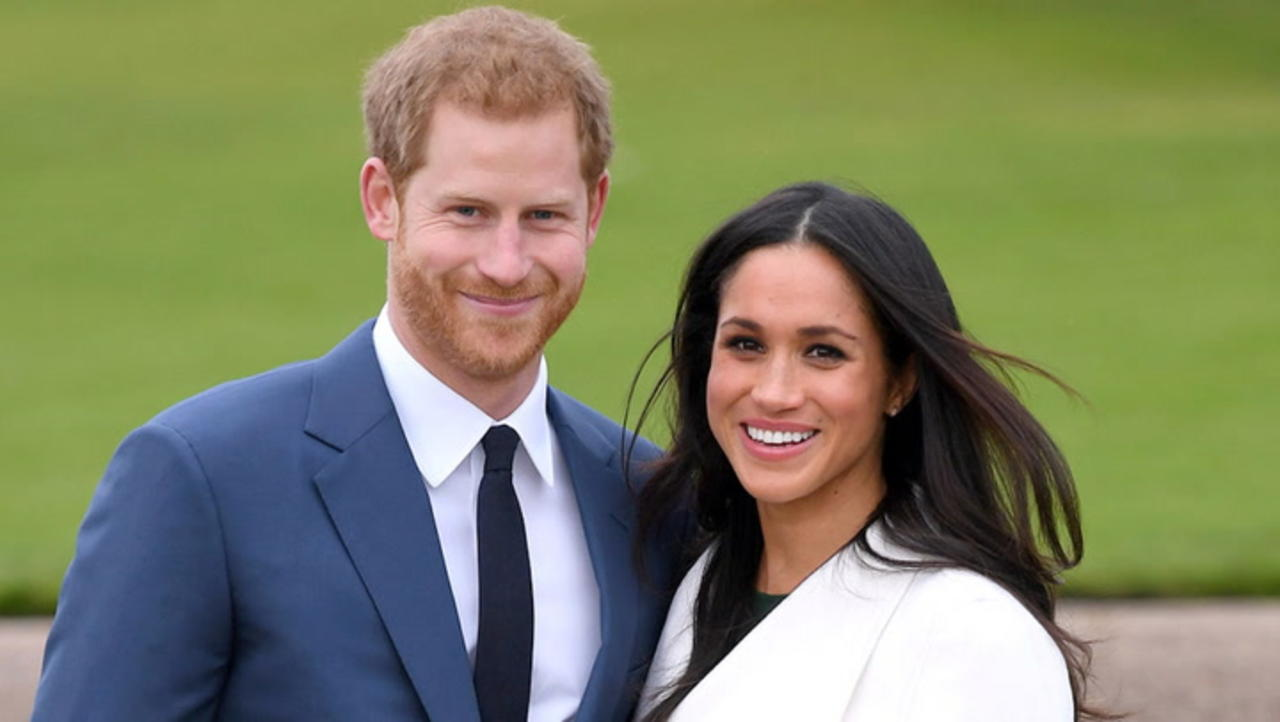 Prince Harry and Meghan Markle Creating Animated Series For Netflix | THR News