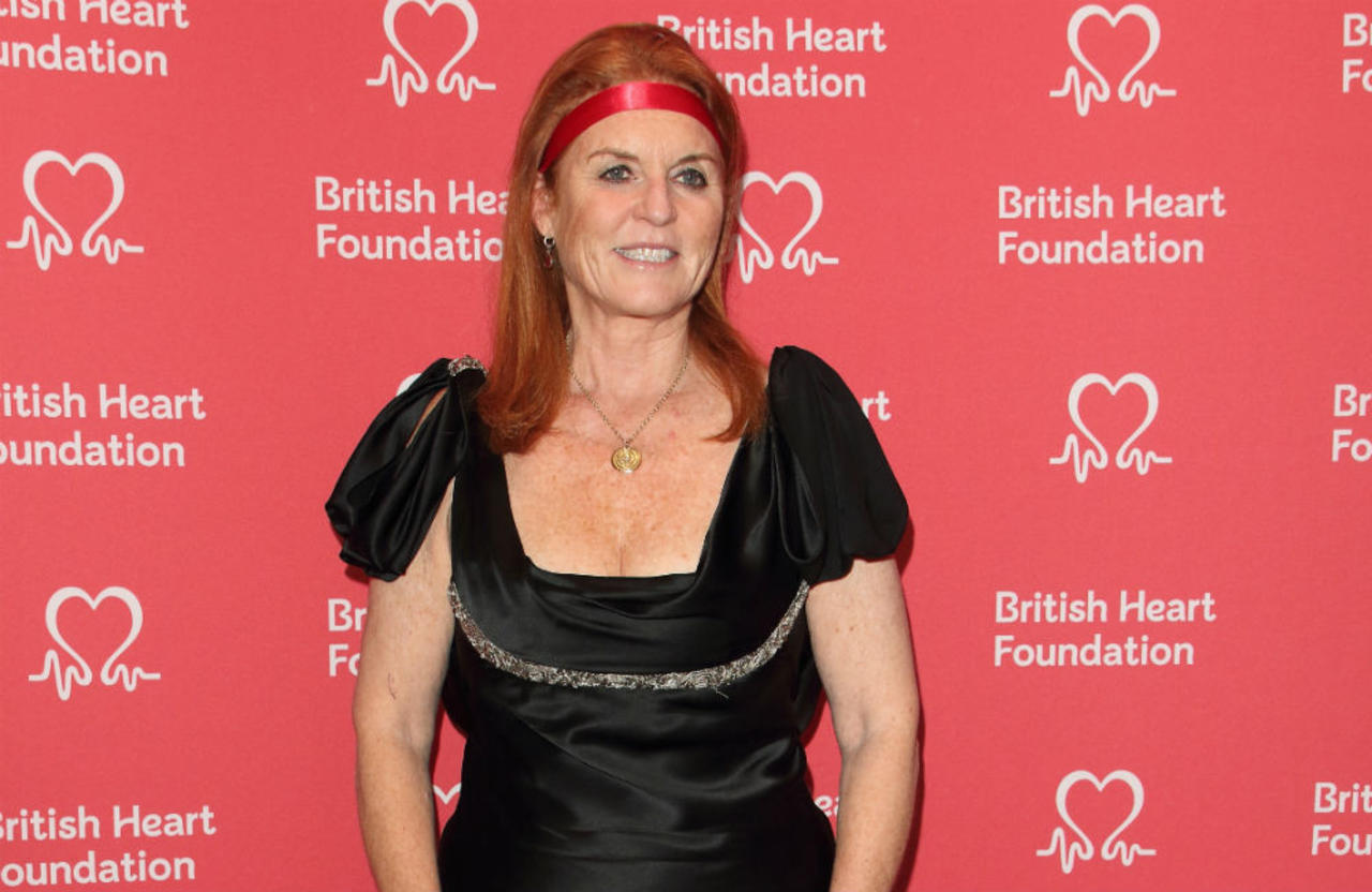 Sarah Ferguson thinks Princess Diana would be 'very proud' of Prince William and Harry