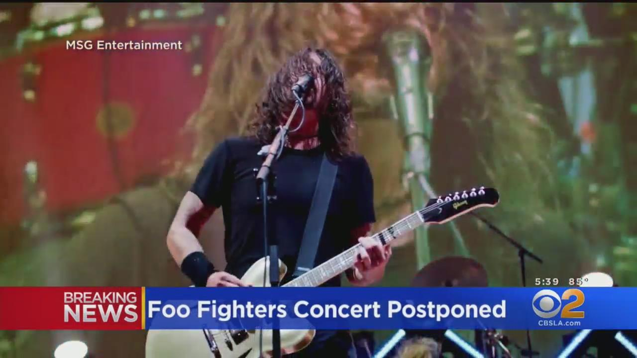 Foo Fighters Postpone Concert At The Forum Due To Confirmed COVID-19 Case
