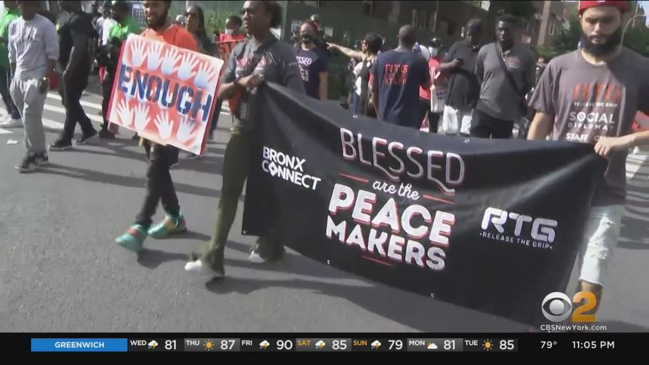 Frustrated Bronx Residents Call On City Leaders To Take Action Against Gun Violence