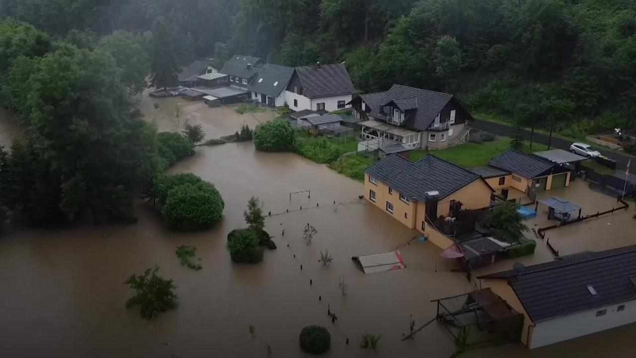 19 dead and dozens missing as flooding hits Germany