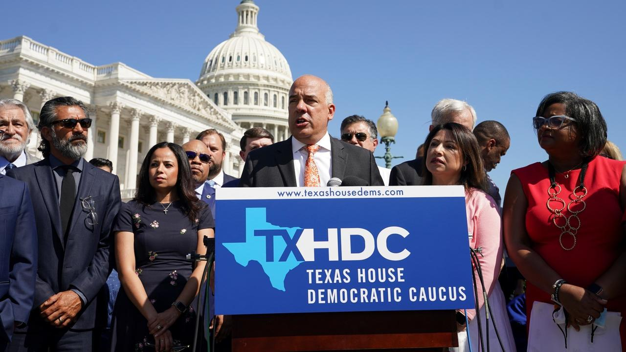 Texas Democrats defy arrest, pledge to remain in Washington over voting rights