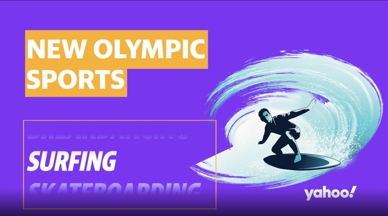 New Olympic sports: What you need to know about surfing
