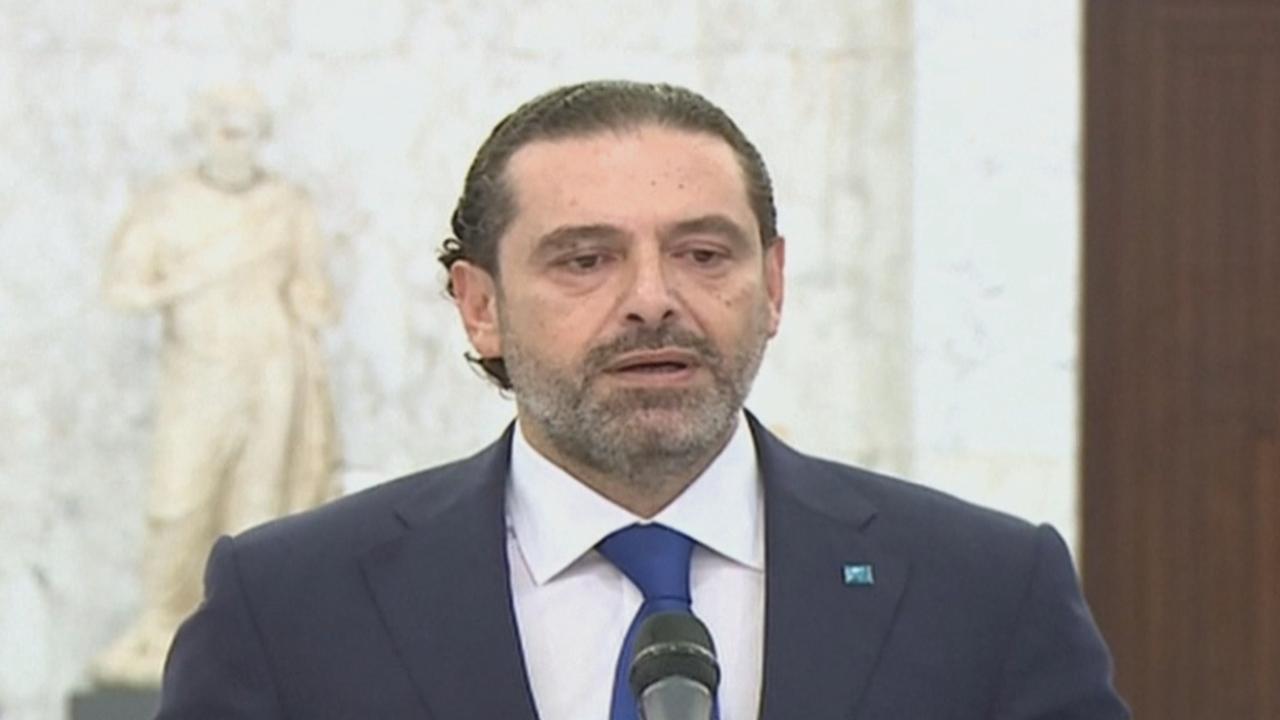 Lebanon: PM-designate Saad Hariri resigns as crisis escalates
