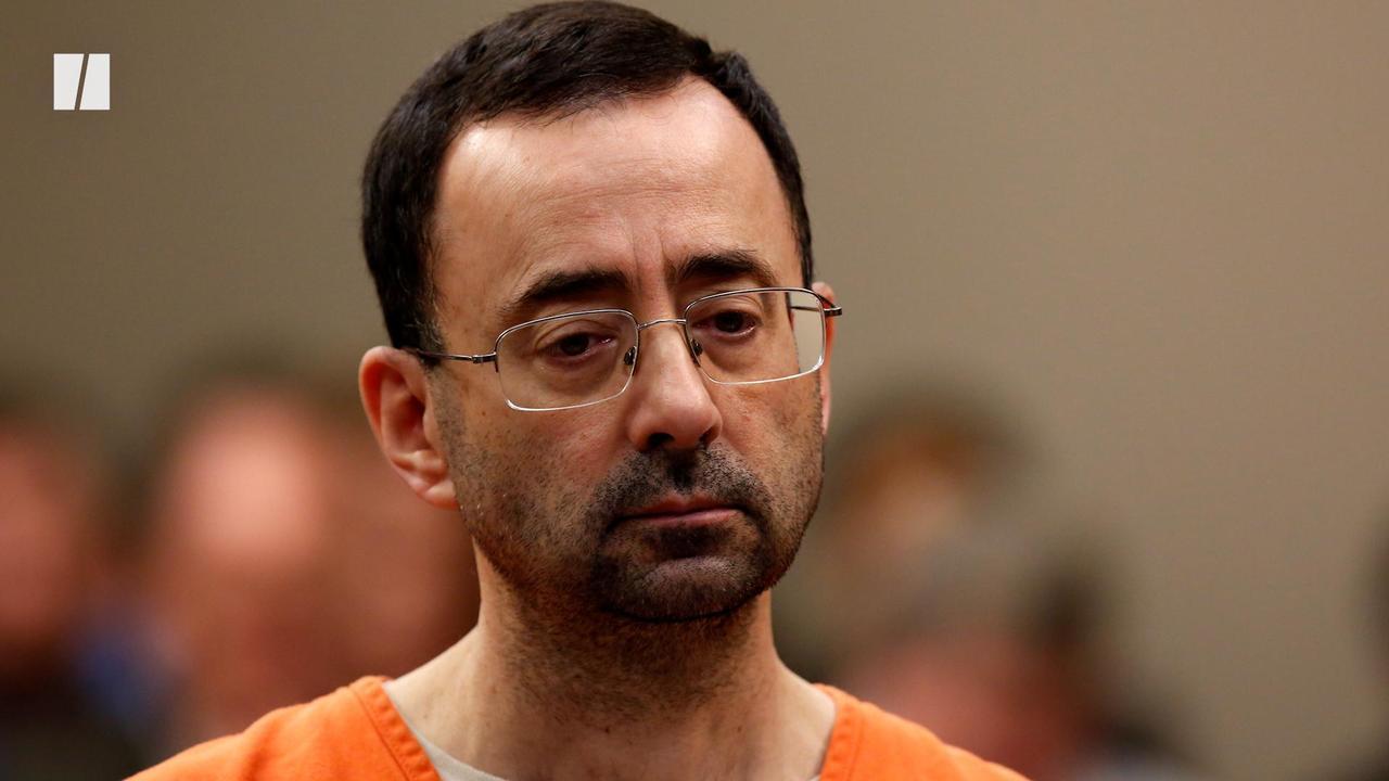 FBI Rebuked For Nassar Case