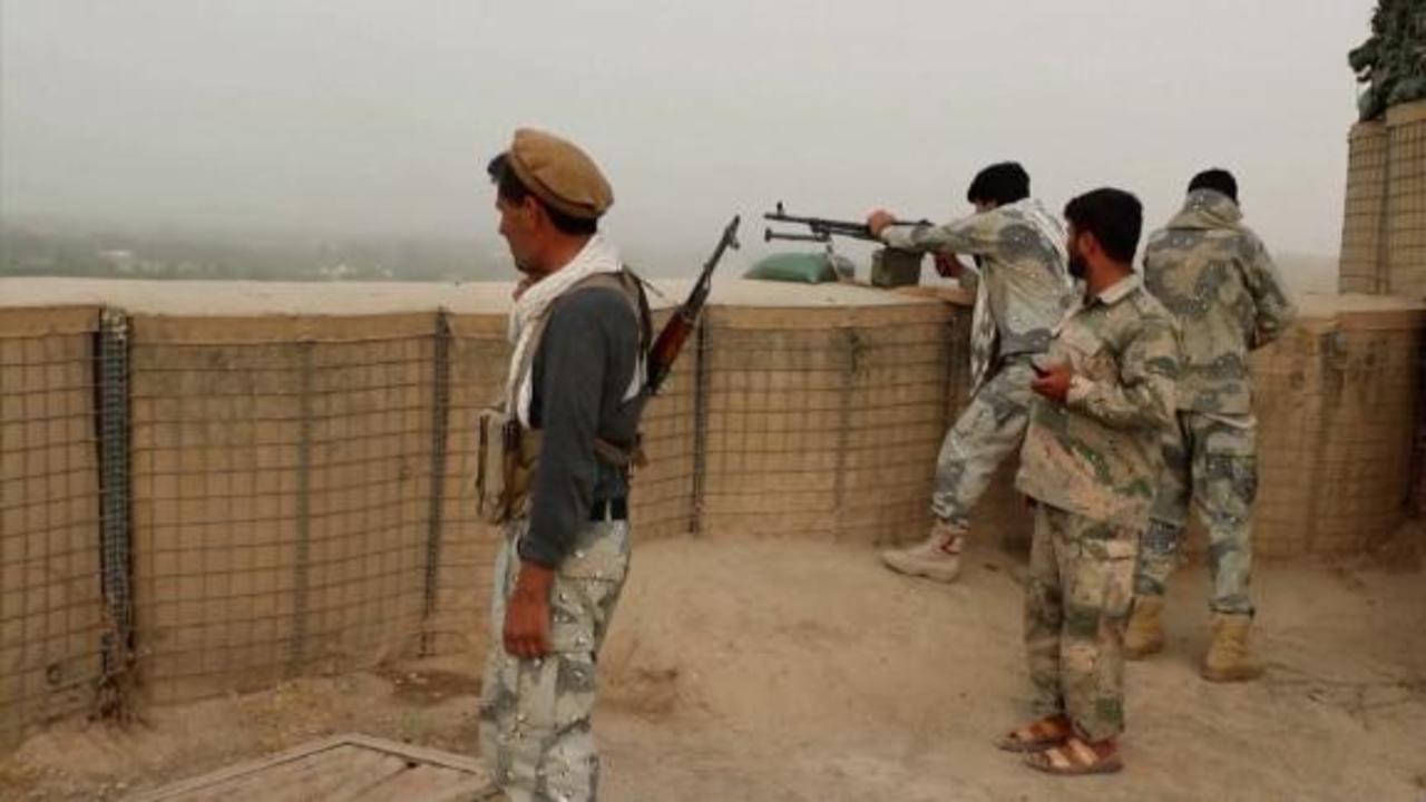 Fmr. diplomat: Afghan civil war 'has already started'