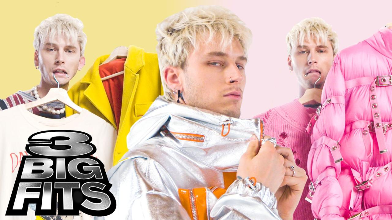 Machine Gun Kelly Shows Off His Most Insane Outfits