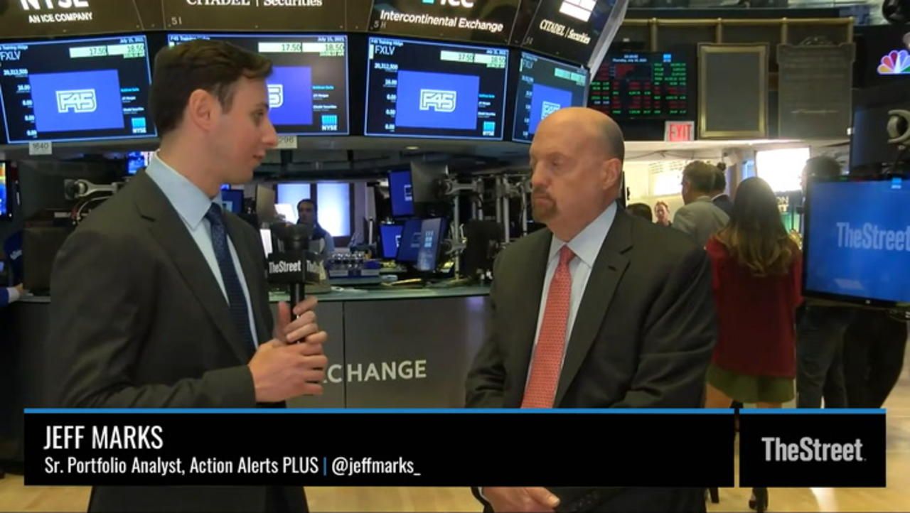 Jim Cramer Says NortonLifeLock Is 'Strong Buy' on Avast Deal