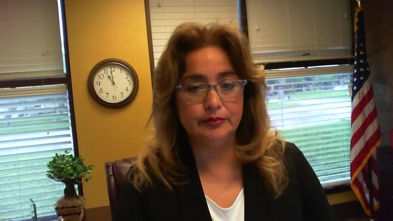 Nueces County Health Director talks about the COVID-19 Delta variant