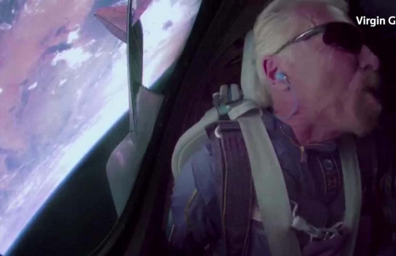Bezos vs. Branson: Whose space flight is cooler?