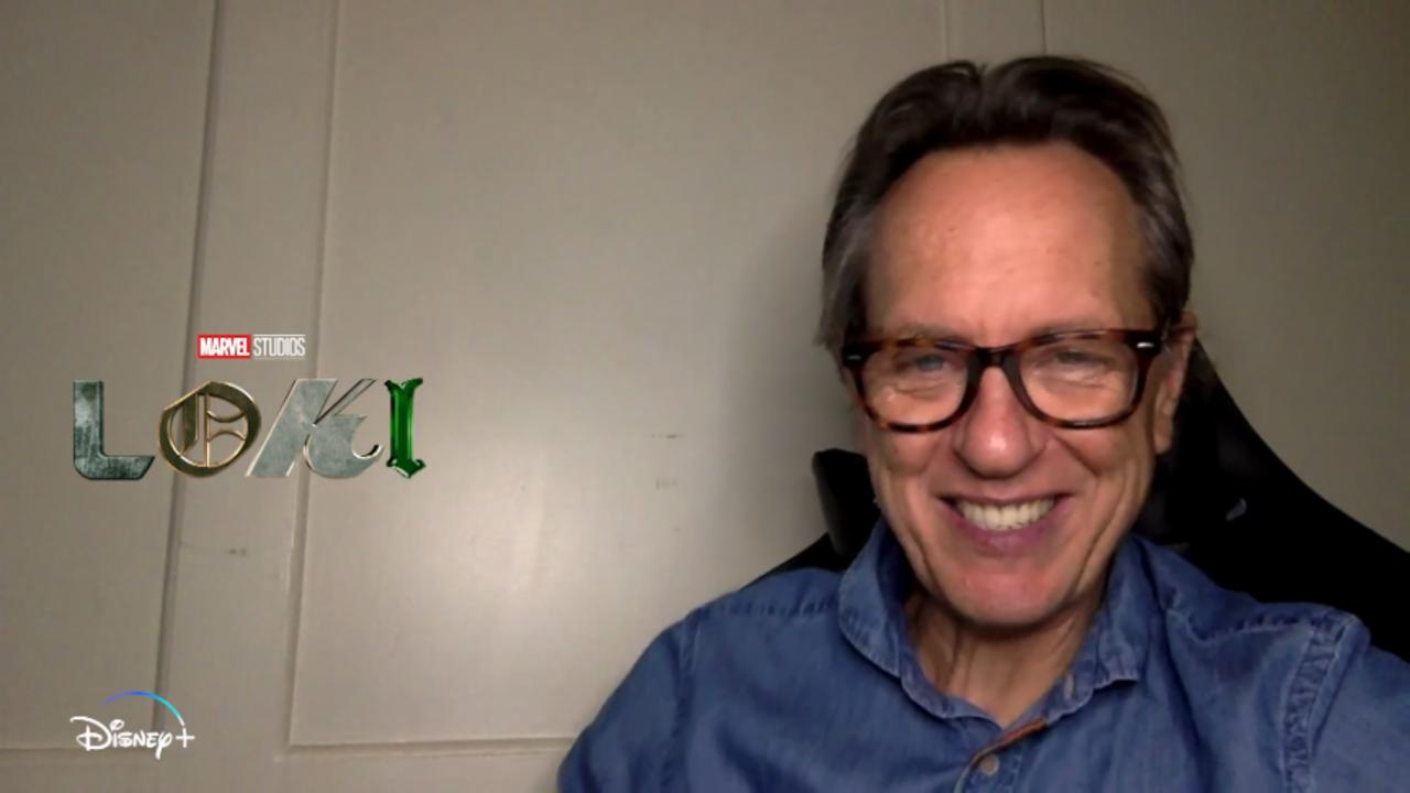 Richard E. Grant Wanted 'Classic Loki' To Have Muscles