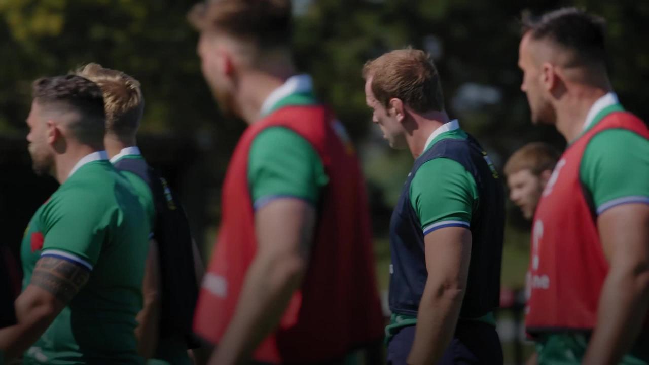 Alun Wyn Jones 'ready to go' after dramatic Lions return