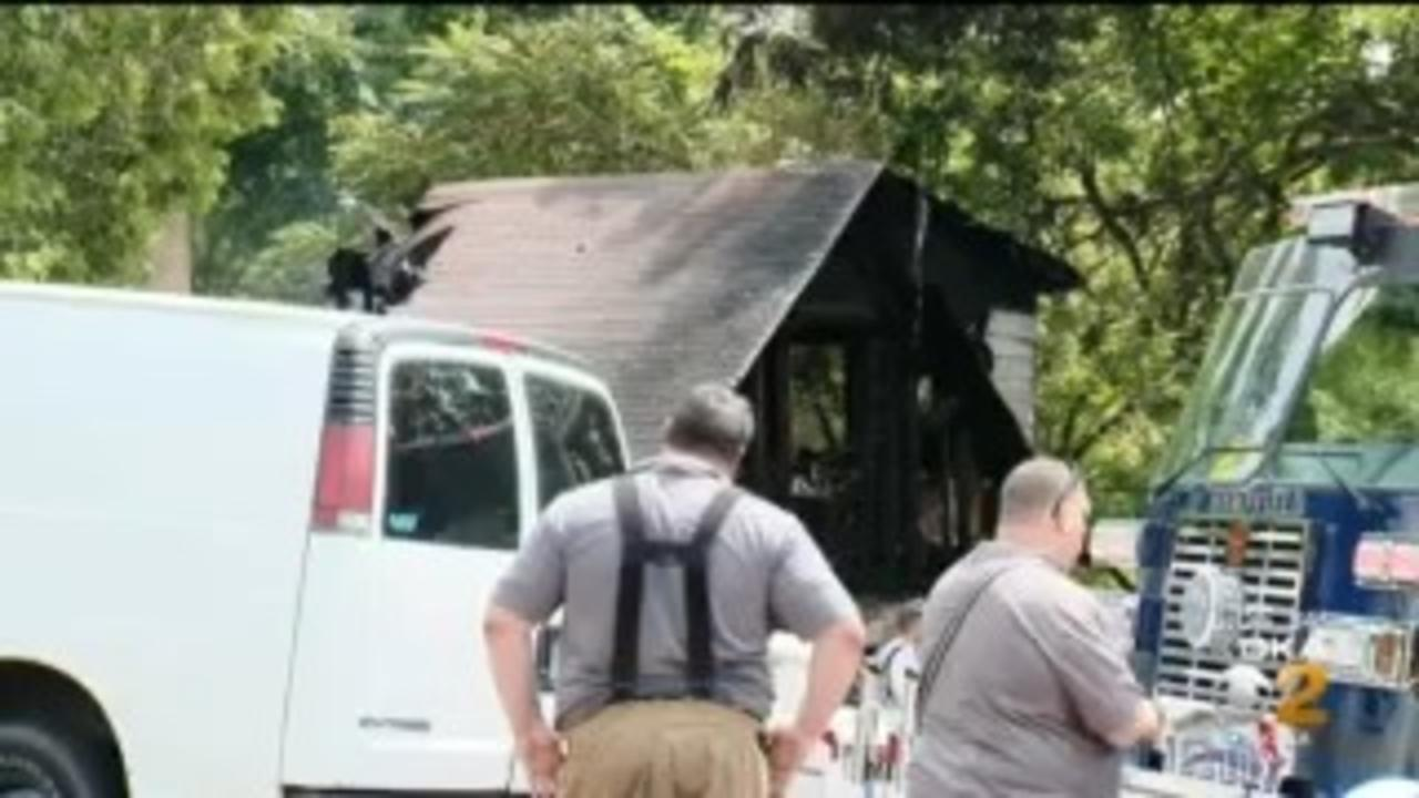 3 Kids Narrowly Escape Westmoreland County House Fire