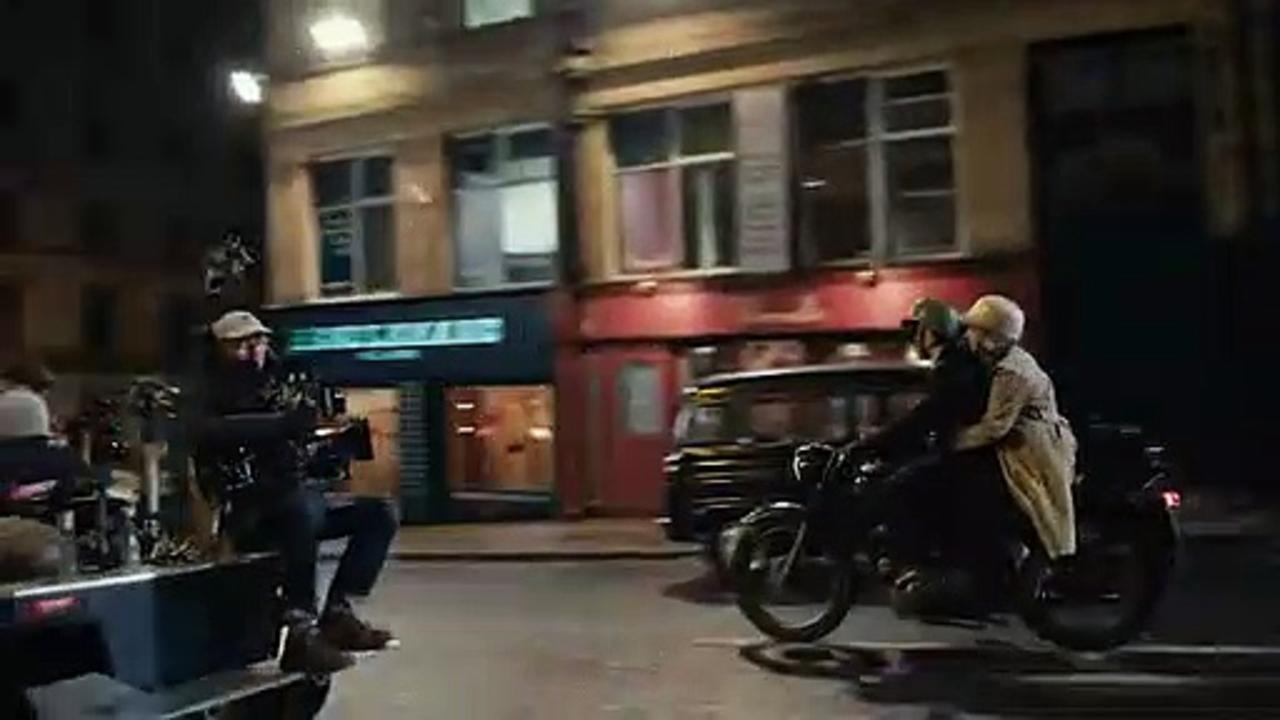 THE DUKE Movie - Behind The Scenes - Jim Broadbent, Helen Mirren