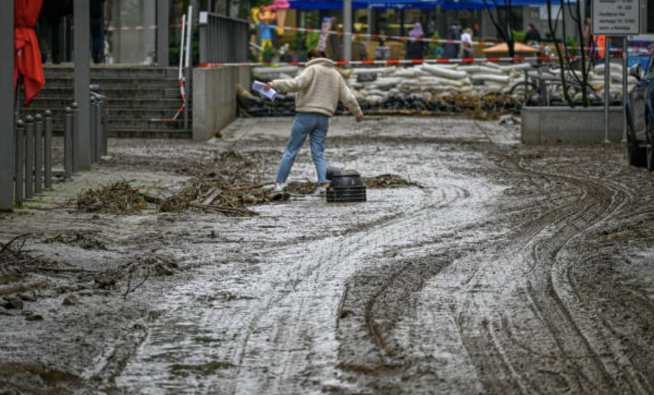 At Least 120 Are Dead as Floods Wreak Havoc Across Central Europe