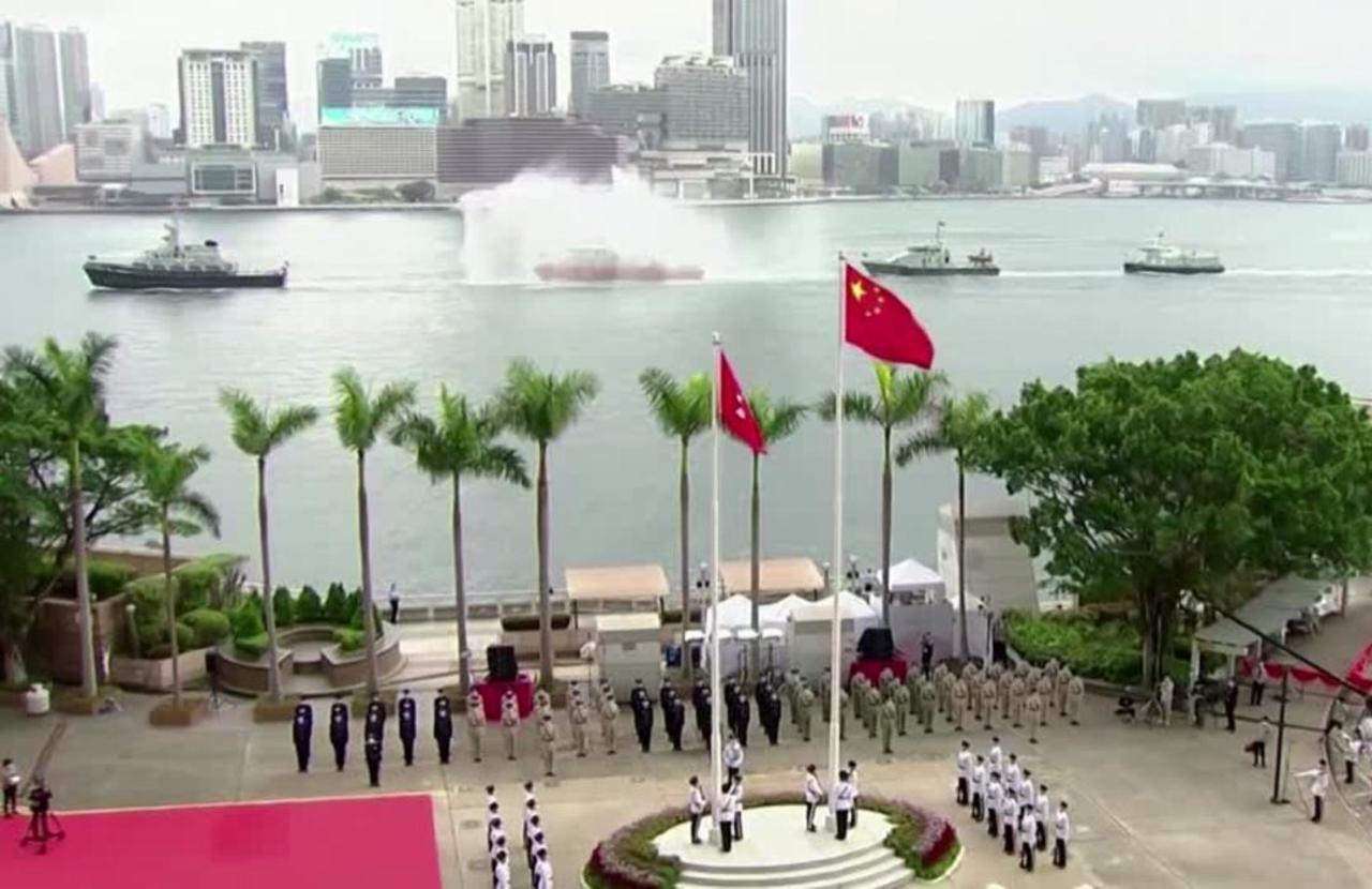 Biden aims to punish China over Hong Kong: sources