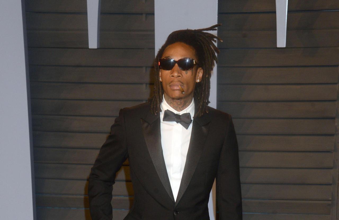Wiz Khalifa has COVID