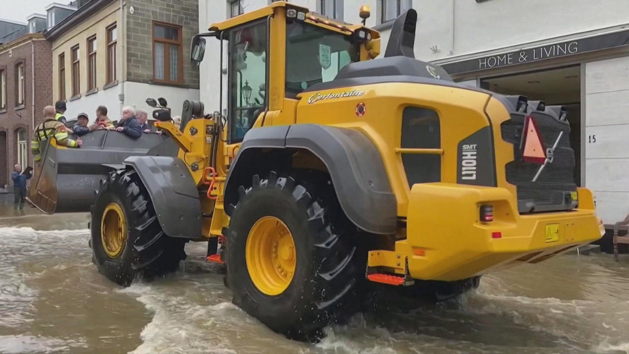 Germany, Belgium floods: Toll exceeds 100, with hundreds missing