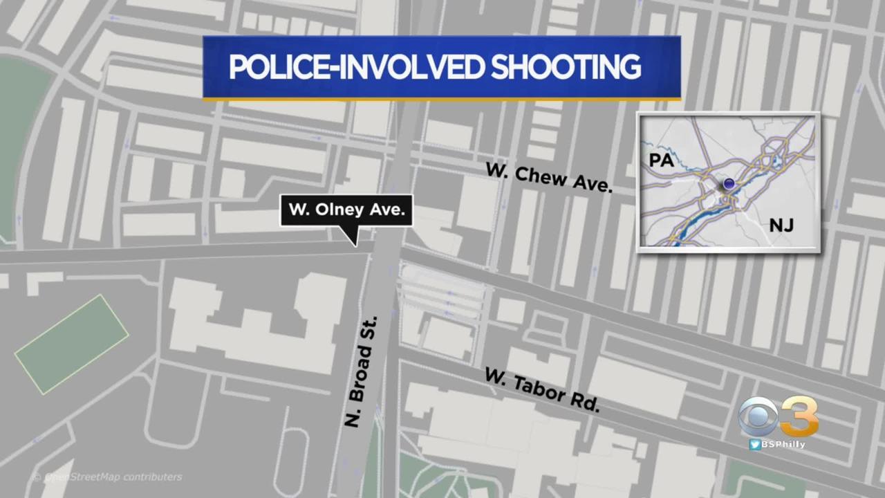 Man Who Pointed Gun At SWAT Officer In Ogontz Is In Custody