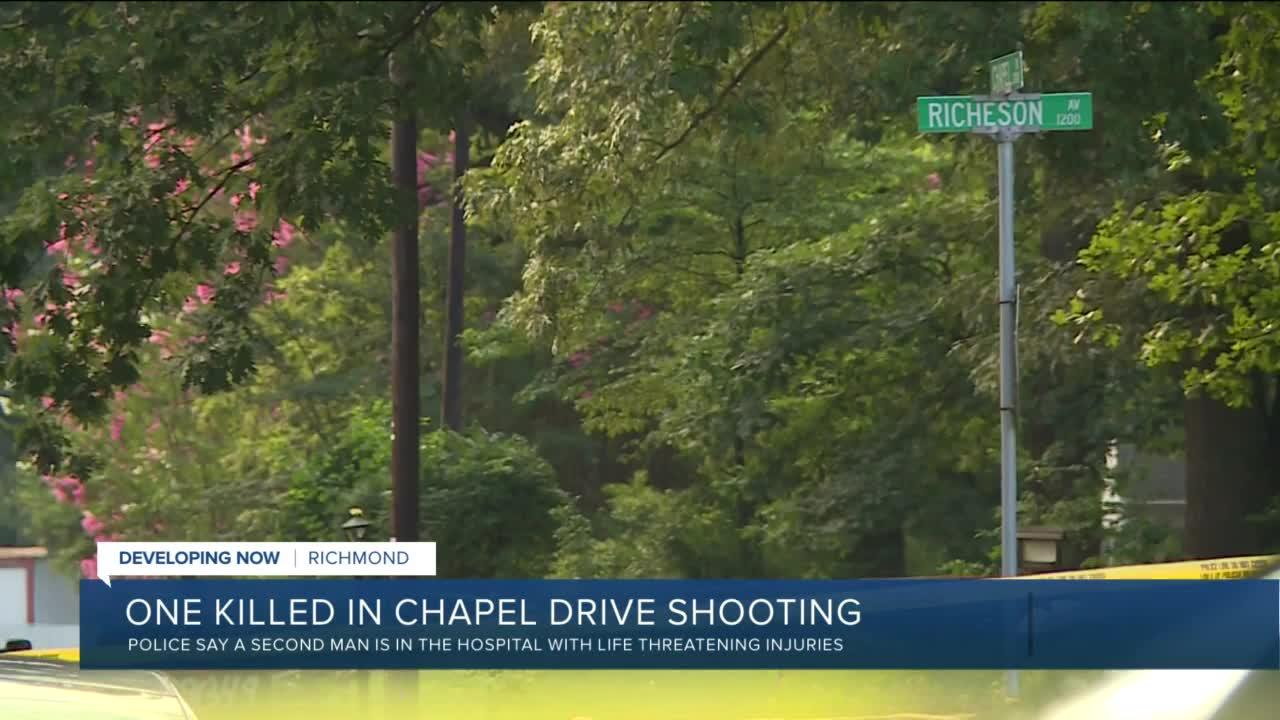 Two shot in South Richmond