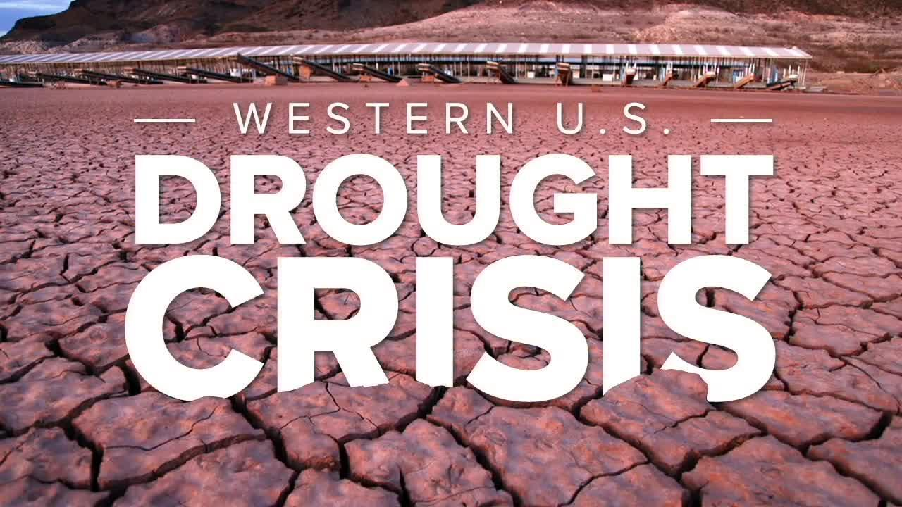 A historic 'megadrought' and the climate connection: Examining the Western US drought crisis