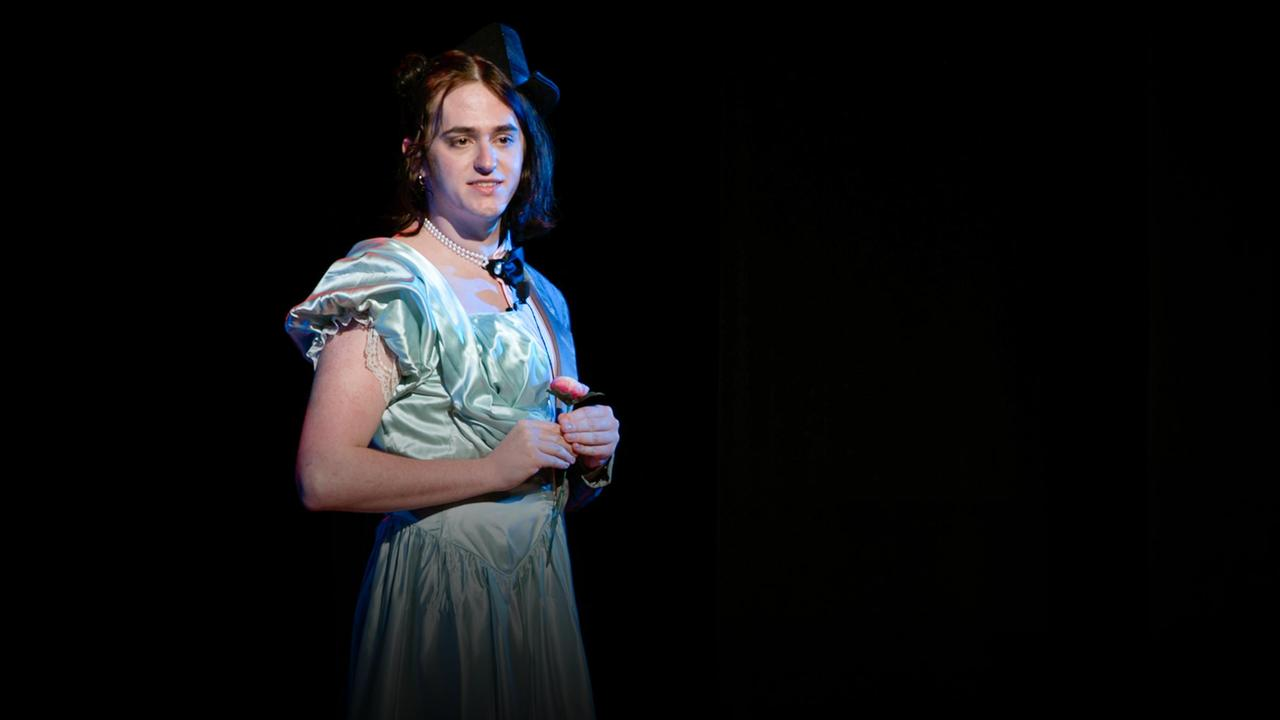 A playful exploration of gender performance   Jo Michael Rezes