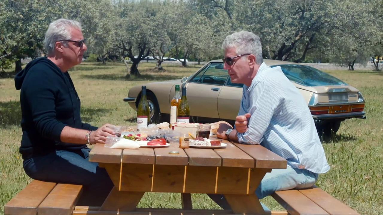 Roadrunner A Film About Anthony Bourdain - Movie Clip -Provence Picnic with Eric