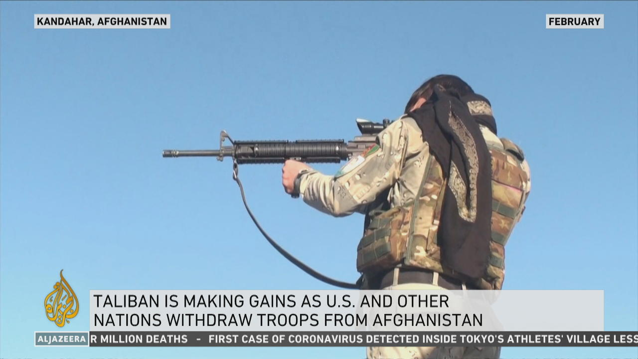 Delegation from Afghanistan meets Taliban to resume negotiations