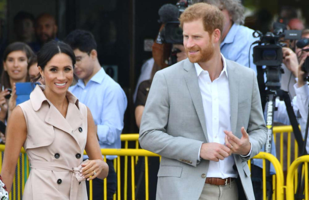 Prince Harry and Duchess Meghan's christening plans for Lilibet revealed!