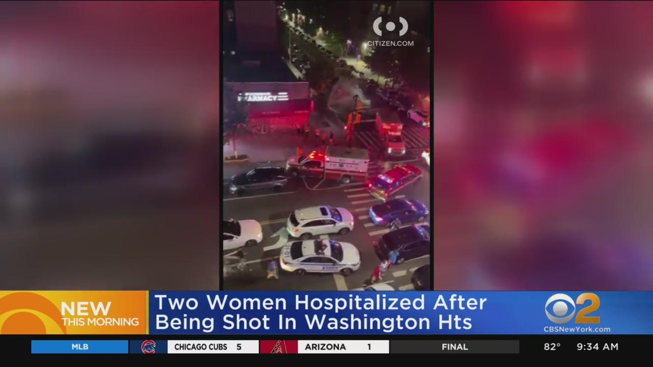 At Least 6 Injured In Separate Shootings Overnight In NYC