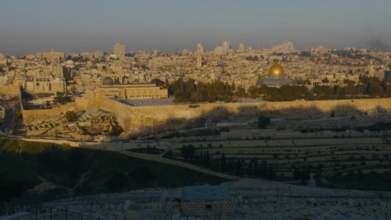 'Jerusalem' series explores 'a city of contradictions'