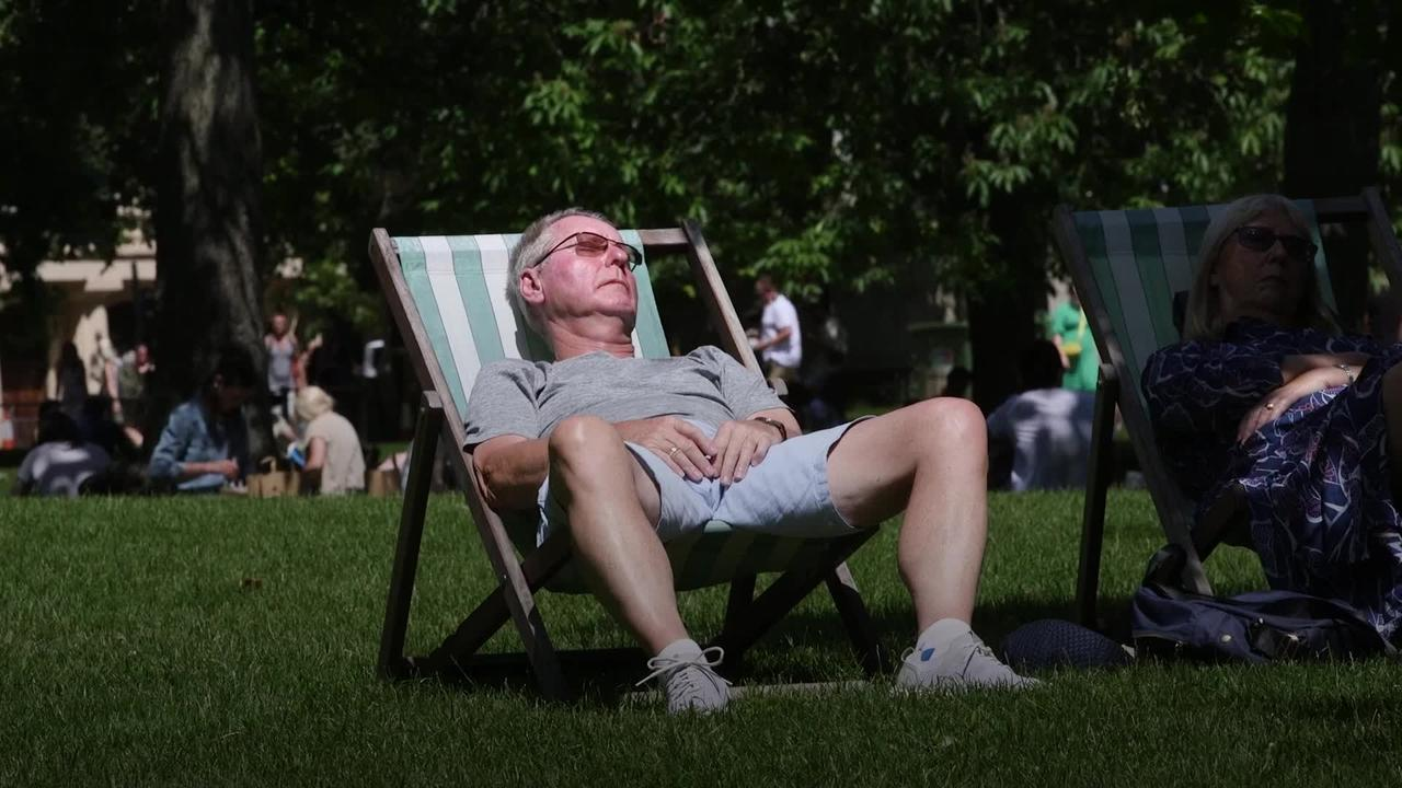 Met Office predicts hottest day of the year