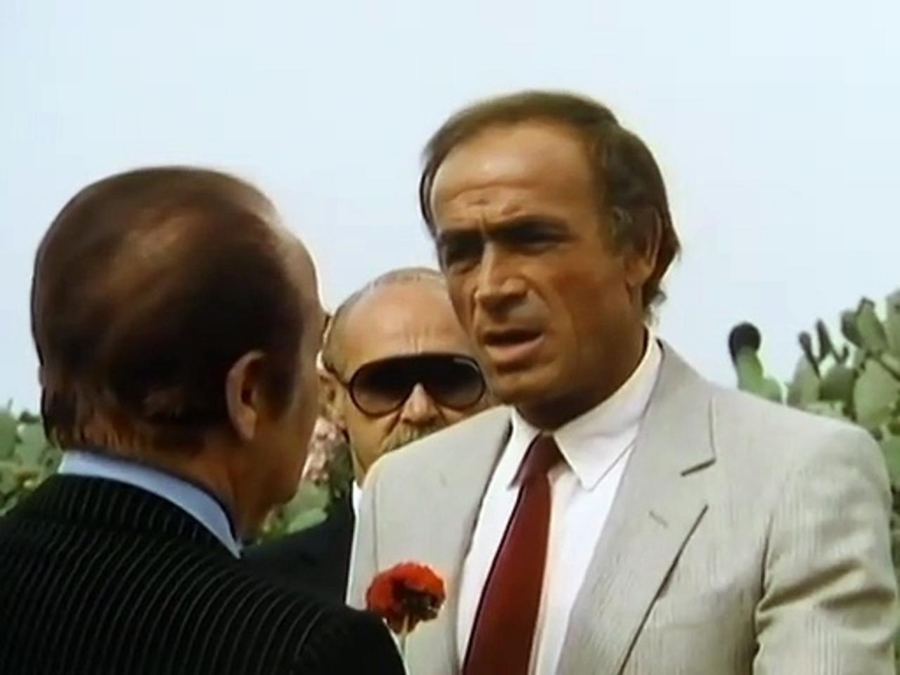 FINAL JUSTICE Movie (1984) - Joe Don Baker