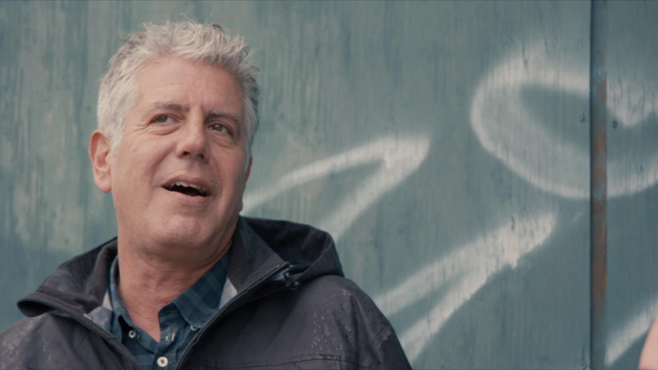 A New Clip From 'Roadrunner: A Film About Anthony Bourdain'
