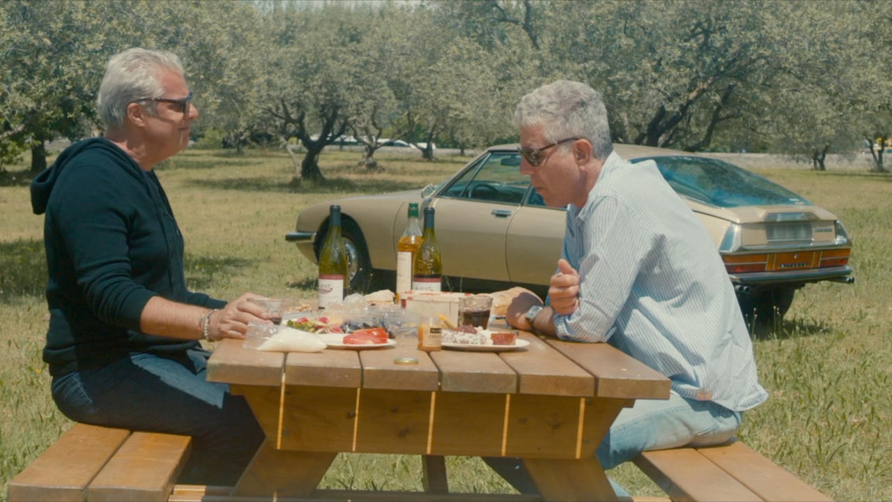 A Film About Anthony Bourdain