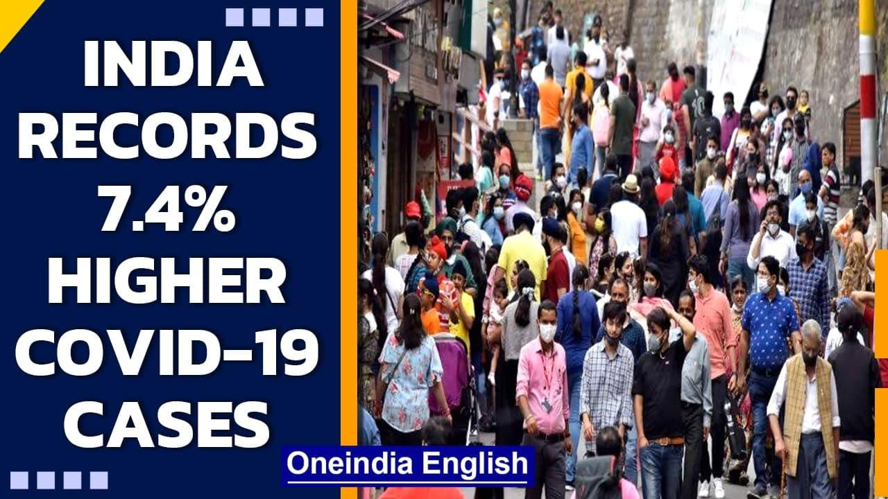 Covid-19: India records 41,157 fresh cases and 518 deaths in 24 hours| Oneindia News