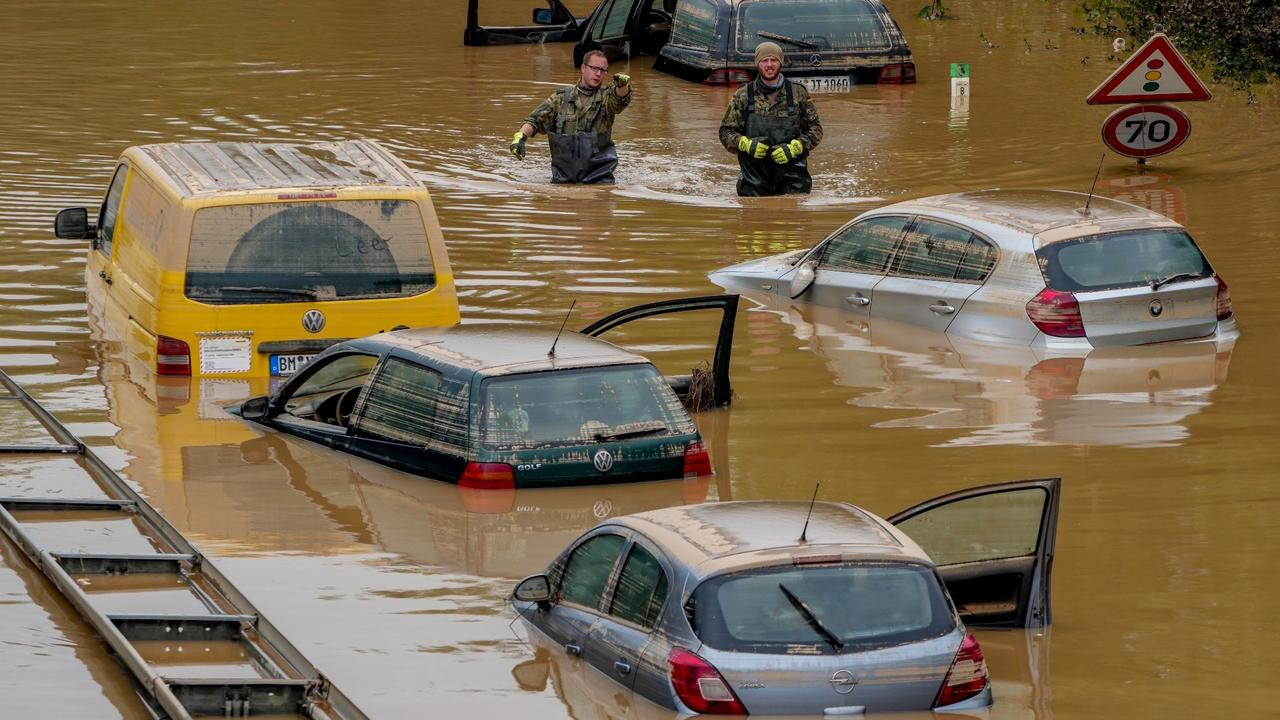 'The town has been destroyed': Germany deals with flood aftermath