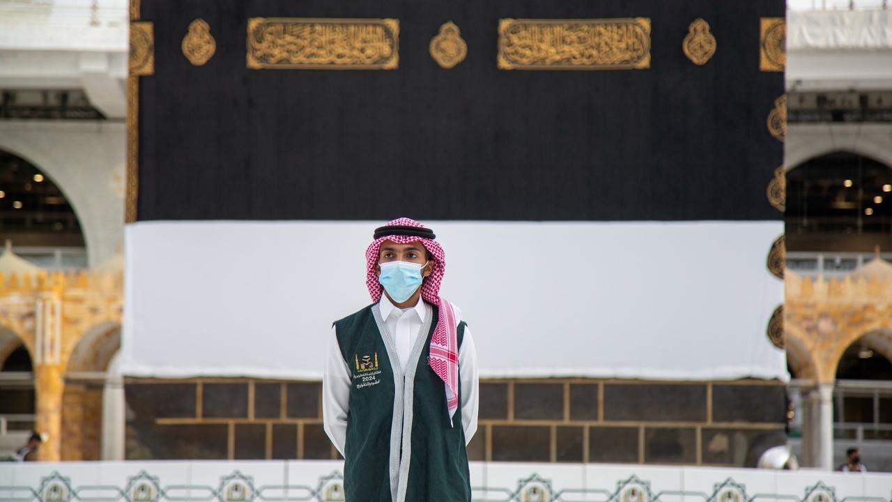 'Lucky' few start downsized Hajj pilgrimage amid restrictions