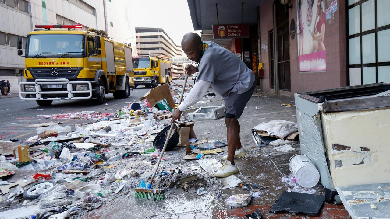 'We lost everything': Despair grows in South Africa after unrest