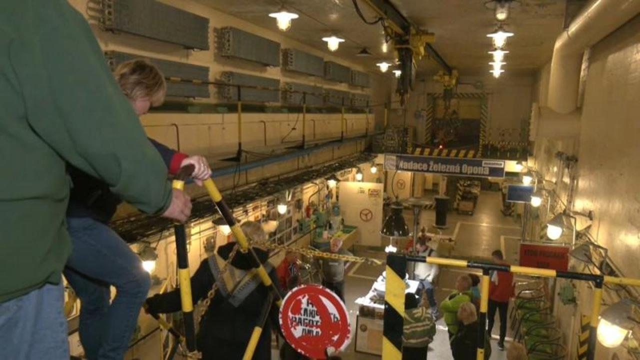 Czech Cold War depot for Soviet nuclear warheads reopens to public