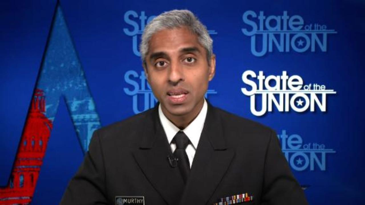 Surgeon general issues warning about sharing health information on social media