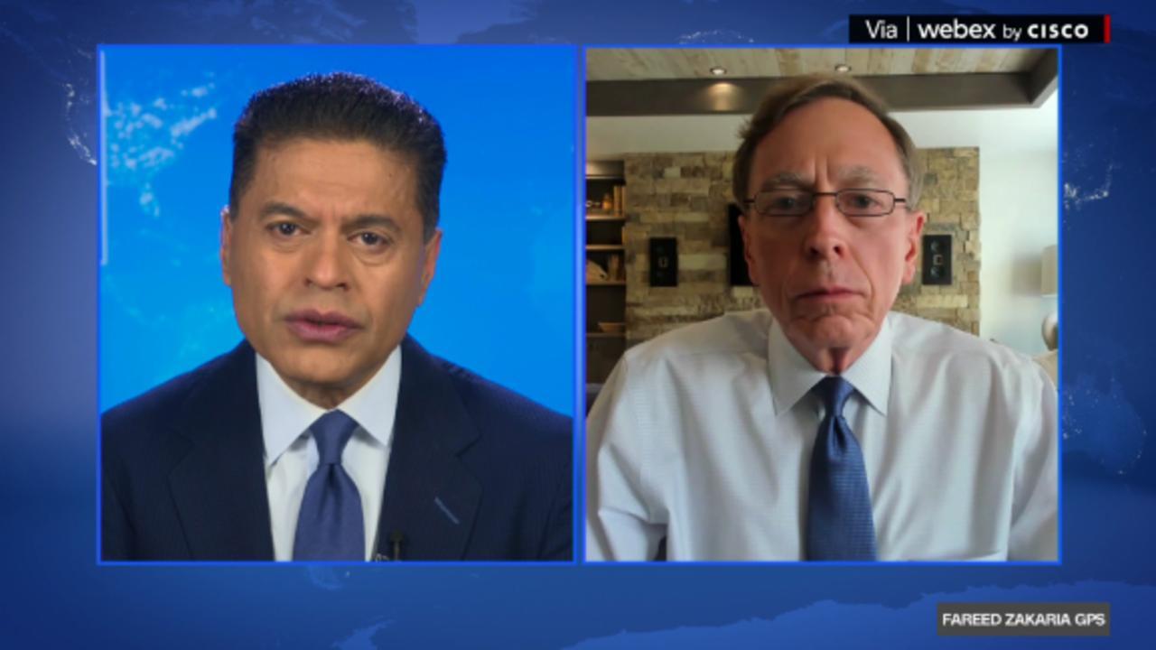 On GPS: Gen Petraeus weighs in on Haiti crisis