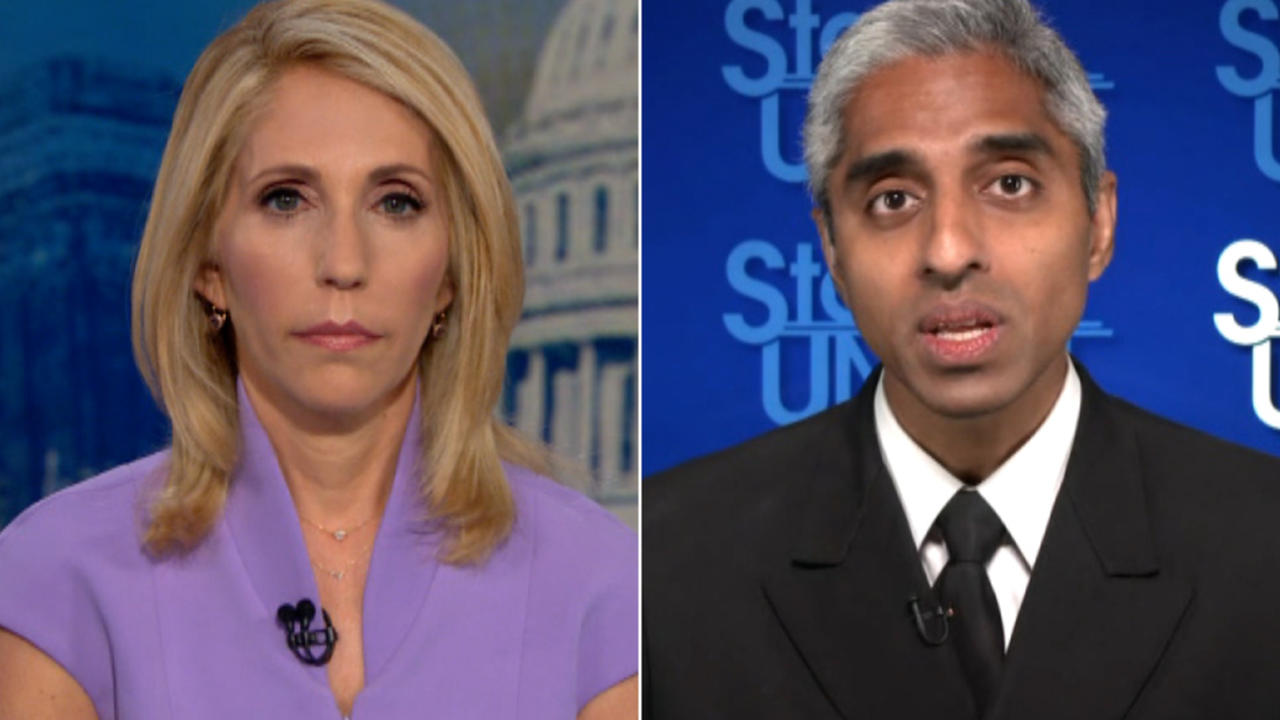 Bash asks Surgeon General if Fox News disinformation is killing people