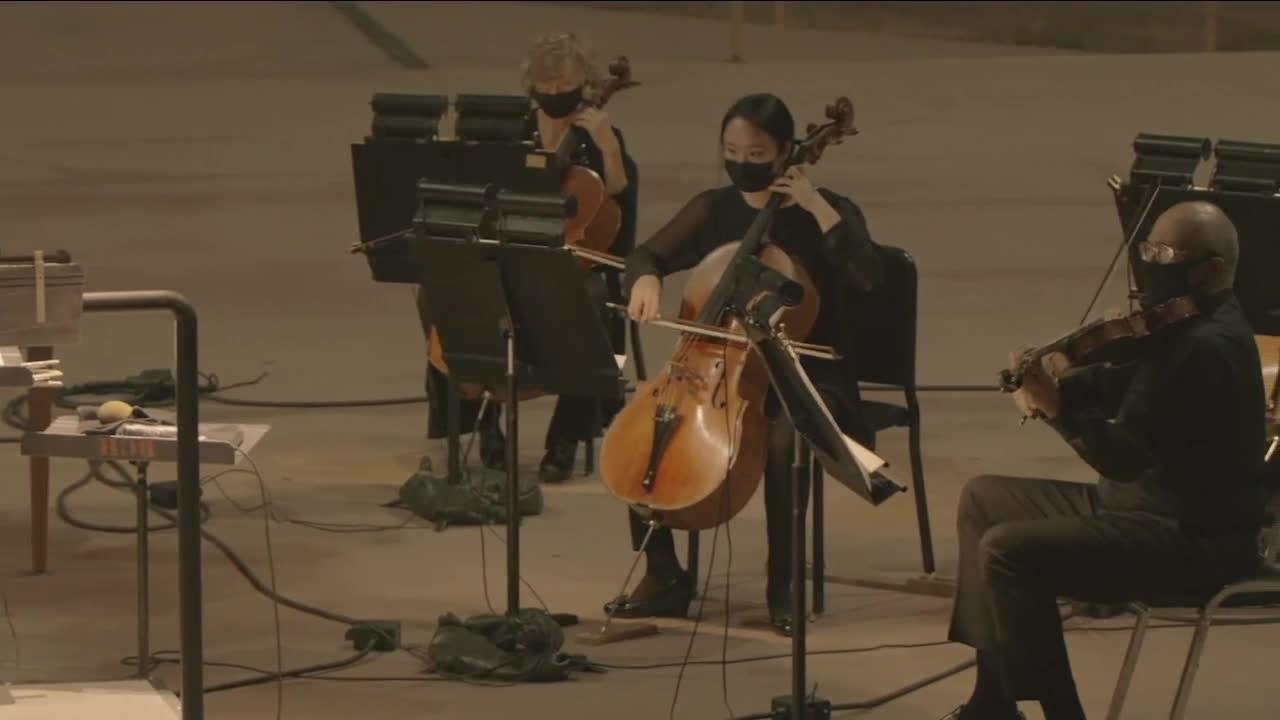 Colorado Symphony welcomes back audiences after more than 16 months of playing to empty concert hall