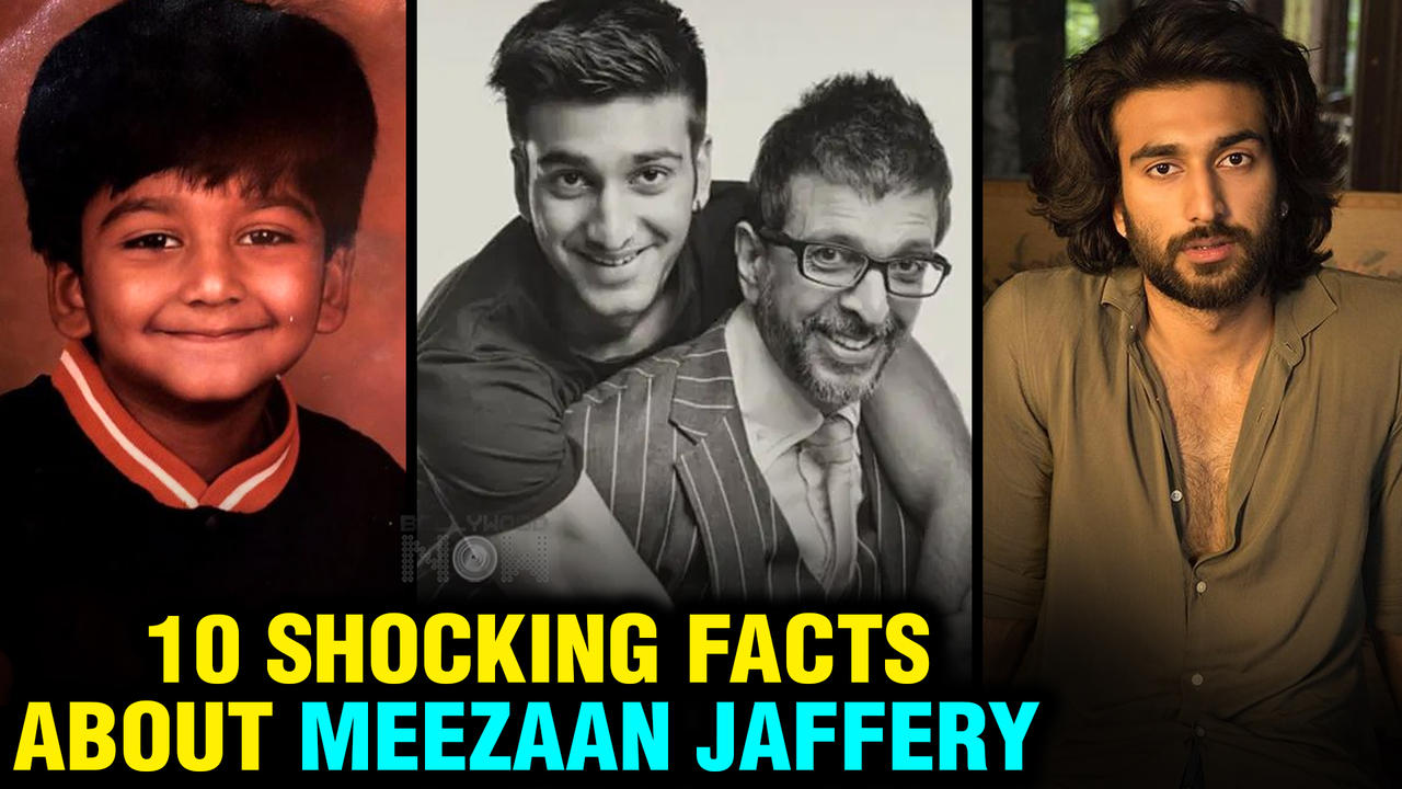 10 Unknown & Interesting Facts About Javed Jaffery's Son Meezaan Jaffery